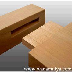 Beberapa Teknik Penyambungan Kayu Untuk Furniture Jepara