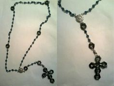 Industrial Rosary by HyperTextstyles on Etsy