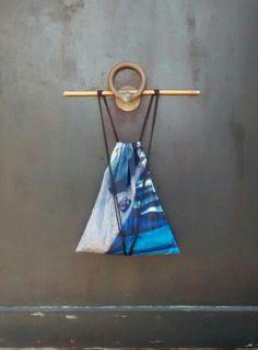 Daybag  #bag #drawstringbag #upcycle