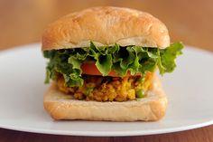 about Vegan Burgers on Pinterest | Vegan burgers, Veggie burgers ...