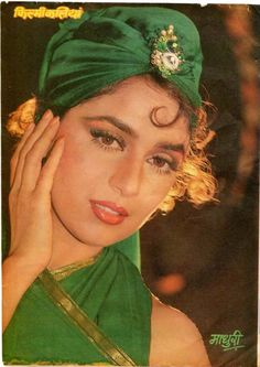 Madhuri Dixit Bollywood Posters, Vintage Bollywood, Model Face, Madhuri Dixit, Beautiful Bollywood Actress, Timeless Beauty, Girl Pictures, Most Beautiful, Actresses