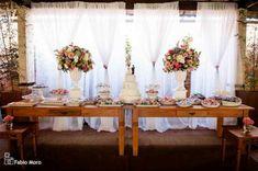 Decoração para casamento rústico!!#vemver 34
