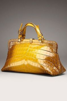 Bottega Veneta - Women's Accessories - 2013 Fall-Winter leather handbags tote #CasualHandbags