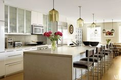 21 Stunning Kitchen Island Ideas Photos | Architectural Digest