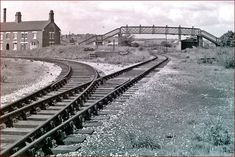 Burton On Trent, Brewery, Railroad Tracks, History, Historia, Train Tracks