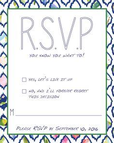 18 Wedding RSVP Wording Ideas