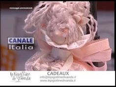 Cadeaux puntata 2 - YouTube Hobbies And Crafts, Diy And Crafts, Doll Videos, Country Crafts, Doll Head, Soft Dolls, Handmade Design, Fabric Dolls, Doll Toys