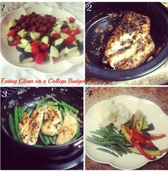 August 2013 - August Meals