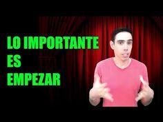 Lo Importante es Empezar - En Búsqueda de la Perfección - Episodio #14 — Diego Alcubierre