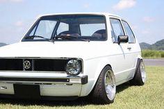 VW GOLF1 カスタムドレスアップ Mouf.