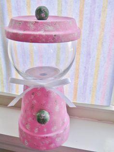www.facebook.com/creationsbycc1 $12.50 Candy &/or Gumball Jar