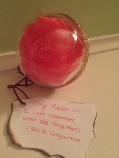 DIY remembrall!!!