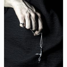 Claw Pendant | Thorn Ring by Macabre Gadgets