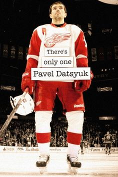 Thank you Magic Man! I don't think you realize the difference you made to the city of Detroit. Hockeytown USA!