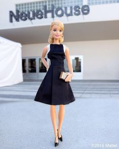It's here! Follow along on @glamourmag's Instagram Stories for live updates from today's Women of the Year Summit!  #GlamourWOTY #barbie #barbiestyle