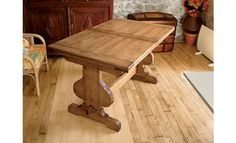 """Réaliser une table """"monastère"""""""