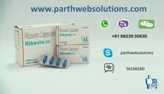Rebetol Capsules, Ribavin (Ribavirin Capsules) - 1451297525899