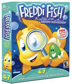 freddie the fish - Google Search