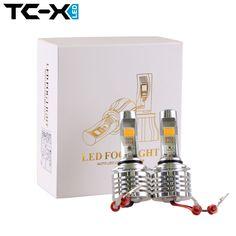 $58.33 (Buy here: https://alitems.com/g/1e8d114494ebda23ff8b16525dc3e8/?i=5&ulp=https%3A%2F%2Fwww.aliexpress.com%2Fitem%2FTC-X-1-Set-LED-Car-Headlight-FogLamp-9006-HB-9005-HB3-30W-2400LM-Bulb-LED%2F32701046252.html ) TC-X 1 Set  LED Car Headlight  FogLamp 9006/HB 9005/HB3 30W 2400LM Bulb LED Chips Made in Korea Yellow Lamp for BMW Honda Toyota for just $58.33