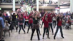 2011 Christmas Flash Mob