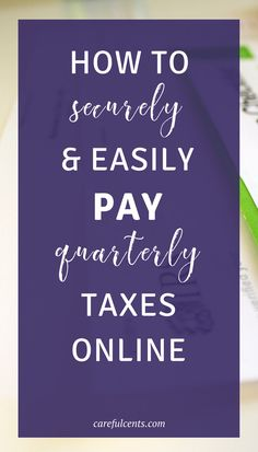 Need to know the best way to pay estimated tax payments online? I share 3 IRS-approved methods and a simple 5-step process for paying quarterly taxes easily and securely.