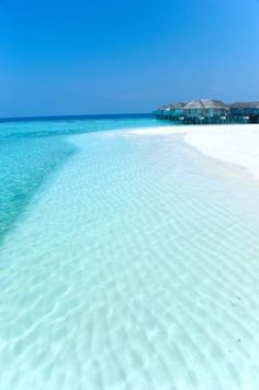 Maldives Rated #4 Beach in the world (national geographic)