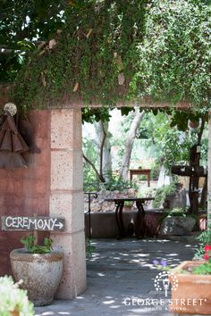 Hidden Garden, Patio, Outdoor Decor, Home Decor, Decoration Home, Room Decor, Home Interior Design, Home Decoration, Terrace