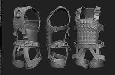 Feedback for presenting images WIP - - Feedback needed! Character Costumes, Character Outfits, Zbrush, Ghost Armor, 3d Drawing Techniques, Special Games, Cosplay Armor, Armor Concept, Robot Design