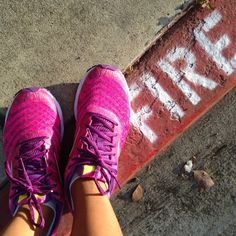 Mizuno on Fire! Wave Sayonara product review #FitFluential