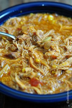 Brunswick Stew Recipe - Serves 12 From ©addapinch.com