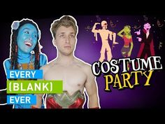 Costume parties - whether it's showing up in the same outfit, people mistaking your costume for something else, or more, this is EVERY COSTUME PARTY EVER! Shayne Topp, Courtney Miller, Spencer Smith, Jesse Lee, Smosh, Dating Profile, Pictures Of You, Creative Director, Comedy