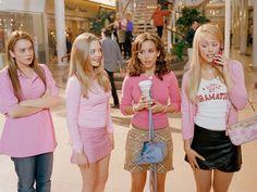 On Wednesdays We Wear Pink: Pop Culture Halloween Costumes Mean Girls Halloween Costumes, Mean Girls Costume, Mean Girls Outfits, Pop Culture Halloween Costume, Halloween Costumes For Girls, Girl Costumes, Group Costumes, Costume Ideas, Halloween Ideas