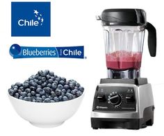 Win a Vitamix blender from Chilean Blueberries sweepstakes