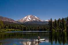Lassen Volcanic National Park - new cabins just built, maybe a good spot for camping with the Monsons and a new baby?