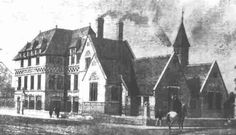 Grove Road School, Brockley Rise, Forest Hill, c. 1876 The Grove Road (later Dalmain Road) school was built by the School Board for London, which had been set up under the 1870 Act. It was their first local school and was opened in 1873 in one of the few poor areas of Forest Hill. Indeed, it remained the only state school there until 1903. The horseman seen on the right, was turning into Grove Road, which was part of the West Kent Park estate. It was not much above the level of a slum. The…