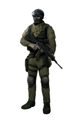 Operative of Hammer down Game Character, Character Concept, Concept Art, Character Design, Gangsters, Apocalypse Character, Military Drawings, World Of Darkness, Futuristic Art