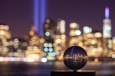 Photograph Manhattan in glass by Michael Adamek on 500px