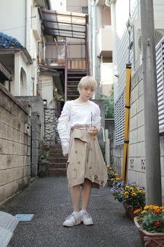 [Street Style] an | Stand | Harajuku (Tokyo)