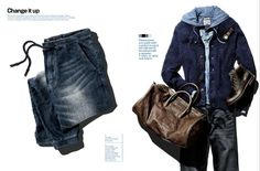 This 2015 Men's Fitness article features Lucky Brand Denim.
