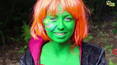 Real Hulk , Lady Hulk gets a PINOCCHIO nose, Frozen Elsa, Spiderman, Jok...