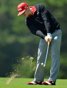 Too bad they dont' sell Hunter Mahan Ping Under Armour hats yet!!  #golf #style