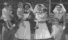 This is a primary source or picture of four nurses that helped in WW2. This picture shows changes in Canada because of the medical advances that happened around this time and all of the new tricks they learnt to help save many lives.