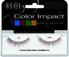 Ardell Color Impact Lashes 110 - Wine