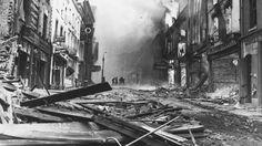 The Coventry Blitz: 'Hysteria, terror and neurosis' - BBC News