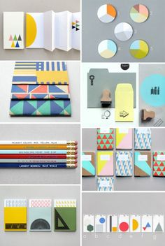Supercool stationary by Present & Correct