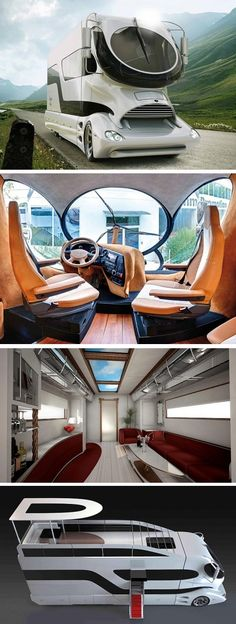 """""""The world's most expensive motorhome – the eleMMent palazzo – has gone up for sale for a whopping $2.6 million"""""""