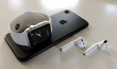 AirPods, Applewatch and the iPhone 7