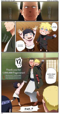NaruHina - Gracias por 1 millón de páginas vistas por dannex009