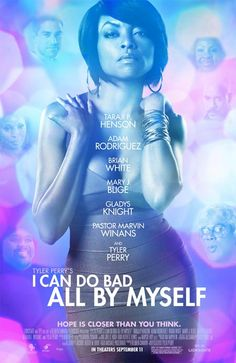 Tyler Perry's I Can Do Bad All By Myself - Trailer~When Madea, Americas favorite pistol-packing grandma, catches sixteen-year-old Jennifer and her two younger brothers looting her home, she decides to take matters into her own hands and delivers the young delinquents to the only relative they have: their aunt April. A heavy-drinking nightclub singer who lives off of Raymond, her married boyfriend, April wants nothing to do with the kids