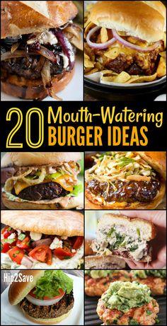 Bbq Burger, Hamburgers Gastronomiques, Gourmet Burgers, Good Burger, Yummy Burger, Mexican Burger, Grilling Burgers, Burger Dogs, Cheeseburgers